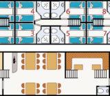 Floor plan Fleur