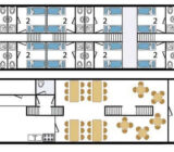 Floor plan of Lena Maria