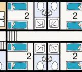 Floor plan Sarah