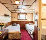 Florentina cabin lower deck twin