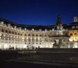 France Bordeaux city center