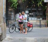 France Bordeaux cyclists