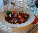 France Bordeaux dinner on board