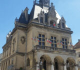 France Champagne Chateau Thierry city hall