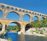 France Provence Camargue Arles Pont du Gard
