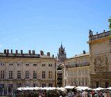 France Provence Camargue Avignon center