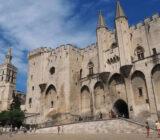 France Provence Camargue Avignon palais de papes