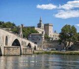 France Provence Camargue Avignon pont