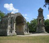 France Provence Camargue Saint Remy de Provence mausoleum
