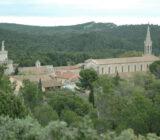 France Provence Camargue abby Saint Michel de Frigolet
