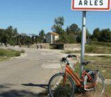 France Provence Camargue cycle at Arles