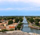 France Provence Camargue  canal