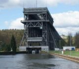 Germany Berlin Stralsund Niederfinow ship lift