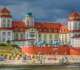 Germany Berlin Stralsund Rugen island