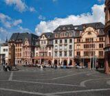 Germany Mainz marketplace