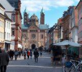 Germany Strasbourg Mainz Speyer