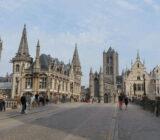 Ghent city centre