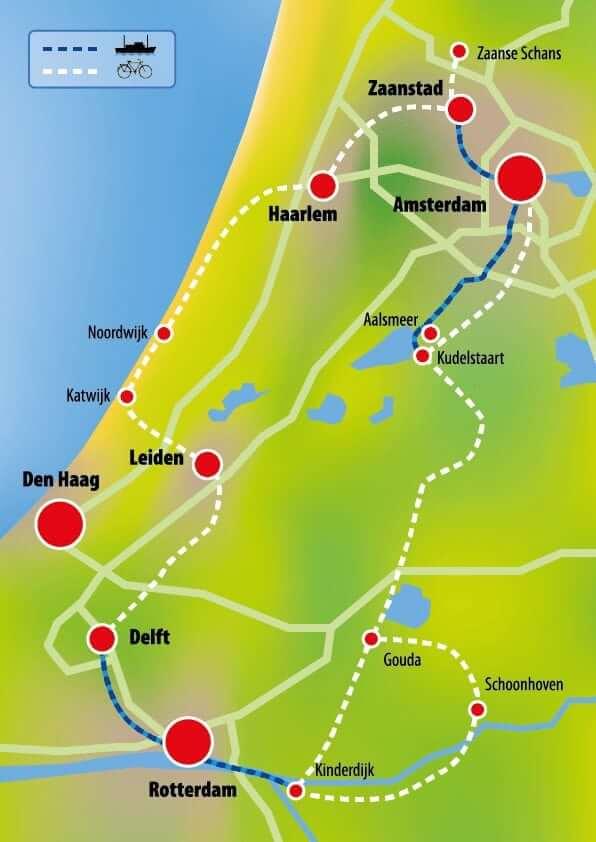 Netherlands: Green Heart of Holland