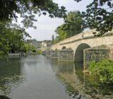 Grez sur Loing bridge