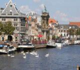 Haarlem De Waag and Teylers Museum