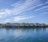Ionian Islands Corfu harbor