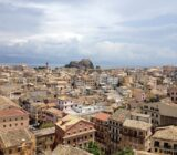 Ionian Islands Corfu town