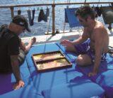 Ionian Islands back gammon