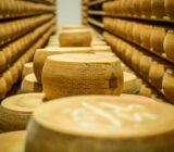 Italy Venice Mantua Parmezan cheese