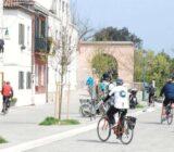 Italy Venice Mantua cycling