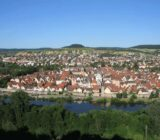 Karlstadt from the castle