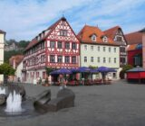Karlstadt market place