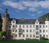 Mainz Cologne Andernach Namedy castle