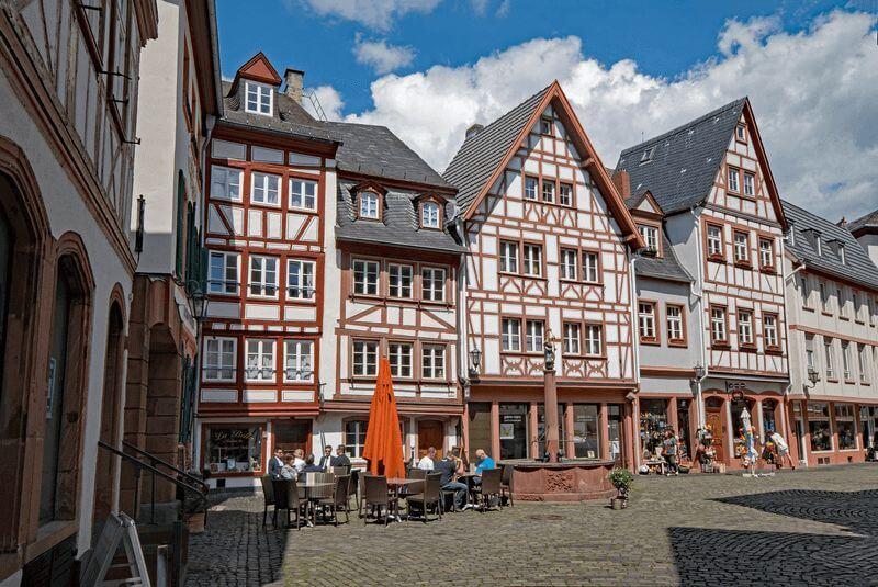 Mainz Köln
