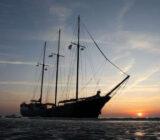 Mare fan Fryslân moored