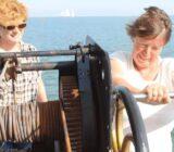 Mare fan Fryslân sailing guests