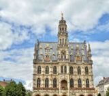Oudenaarde city hall