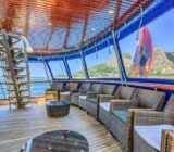 Sitting area afterdeck