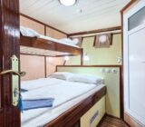Double cabin+bunk