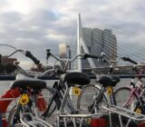 Rotterdam from ship