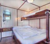 Triple Cabin Above Deck