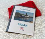 Sarah cabin ship info