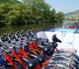 Bikes on deck