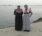 Spakenburg traditional costumes