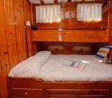Sundial cabin double