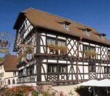 Weingarten timbered house