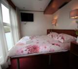Fluvius upper deck double cabin bed