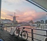 sunset at Wijk bij Duurstede