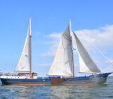 Wapen fan Fryslan sailing