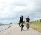 Sail & Bike cyclists ()