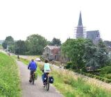 Cyclists Andijk